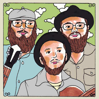 The Tillers at Daytrotter Studio on May 26, 2014