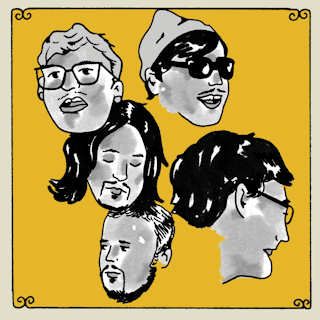 You, Me & Apollo at Daytrotter Studio on Aug 22, 2014