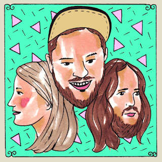 Daniel and the Lion at Daytrotter Studio on Aug 11, 2014