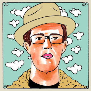 Jack Klatt at Daytrotter Studio on Sep 23, 2014