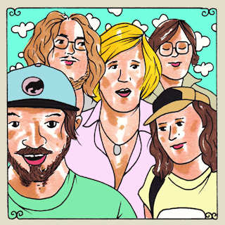 Moving Parts at Daytrotter Studio on Sep 23, 2014