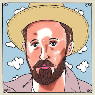 Pete Lindberg at Daytrotter Studio on Sep 23, 2014