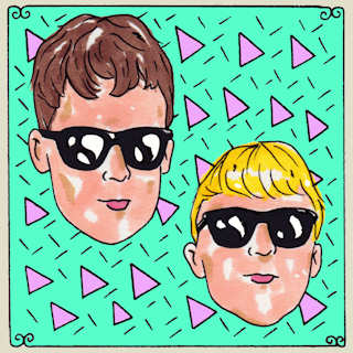The Drums at Daytrotter Studio on Oct 2, 2014
