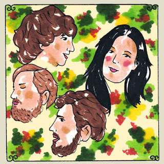 Frances Cone at Daytrotter Studio on Oct 2, 2014