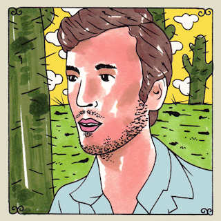Juston Stens and the Get Real Gang at Daytrotter Studio on Oct 2, 2014