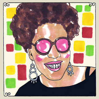 Macy Gray at Daytrotter Studio on Sep 29, 2014