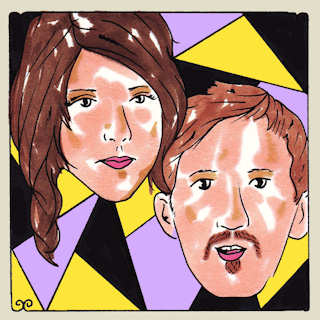 Lowland Hum at Daytrotter Studio on Oct 6, 2014