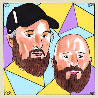 Dosh & Ghostband at Daytrotter Studio on Apr 18, 2014