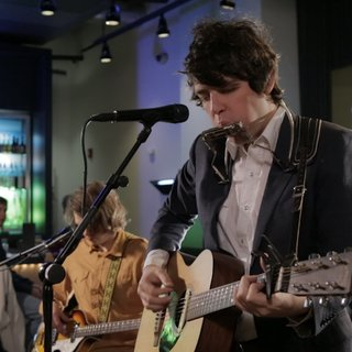 Trapper Schoepp at Aloft Milwaukee on Nov 6, 2014
