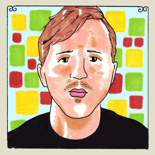 Moor Hound at Daytrotter Studio on Oct 11, 2014