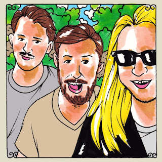 Bestfriends at Daytrotter Studio on Nov 7, 2014