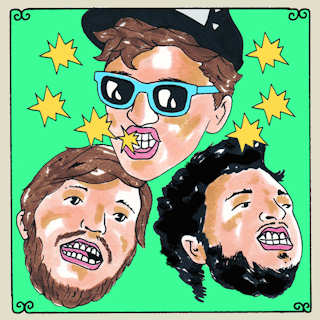 Concord America at Daytrotter Studio on Oct 17, 2014