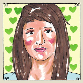 Deanna Devore at Daytrotter Studio on Oct 4, 2014