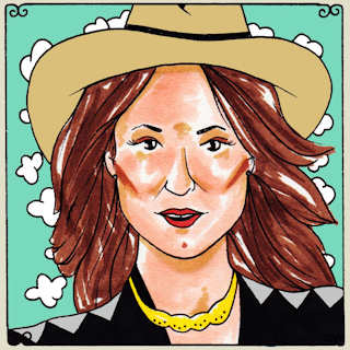 Grace Askew at Daytrotter Studio on Oct 13, 2014