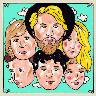 The Last Bison at Daytrotter Studio on Oct 5, 2014