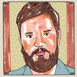 Matt Hectorne at Daytrotter Studio on Oct 8, 2014