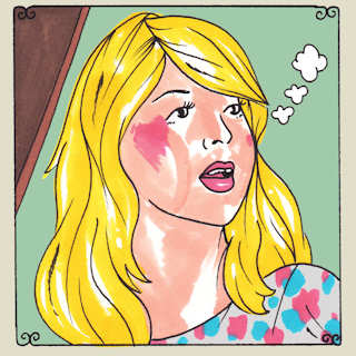 Mikaela Davis at Daytrotter Studio on Oct 22, 2014