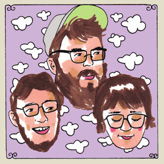 Woozy at Daytrotter Studio on Oct 9, 2014