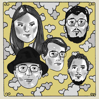 Sun Gods To Gamma Rays at Daytrotter Studio on Nov 14, 2014