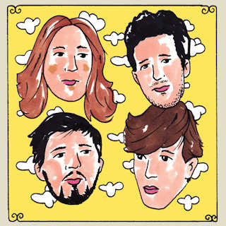 The Kickback at Daytrotter Studio on Oct 28, 2014