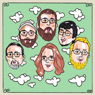 The Backyard Committee at Daytrotter Studio on Nov 14, 2014