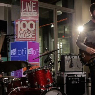 Dan Mangan + Blacksmith at Aloft Arundel Mills on Nov 18, 2014
