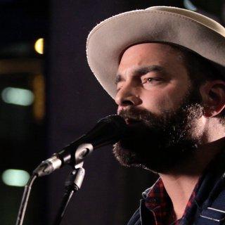 Drew Holcomb at Aloft Atlanta Downtown on Dec 8, 2014