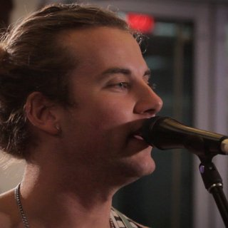 Judah & The Lion at Aloft Nashville Cool Springs on Dec 10, 2014