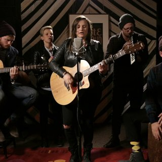 Emily Wolfe at Living Room on Oct 22, 2014