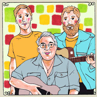 Il Sogno Del Marinaio (featuring Mike Watt) at Daytrotter Studio on Nov 7, 2014