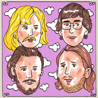 Dry The River at Daytrotter Studio on Oct 30, 2014