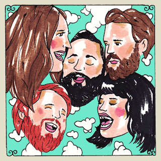 Forlorn Strangers at Daytrotter Studio on Dec 3, 2014