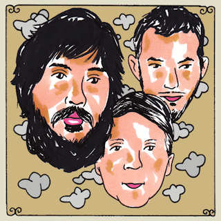 The Penny Serfs at Daytrotter Studio on Dec 13, 2014