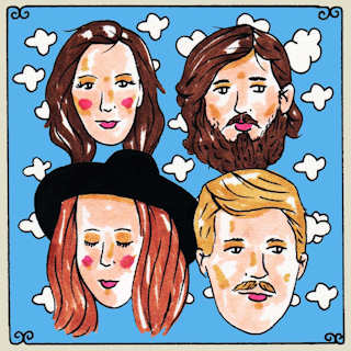 The Vespers at Daytrotter Studio on Dec 9, 2014