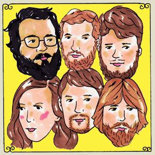 Hey Rosetta! at Daytrotter Studio on Nov 20, 2014