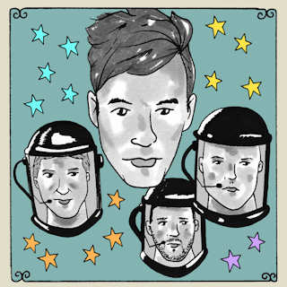 Starset at Daytrotter Studio on Nov 14, 2014