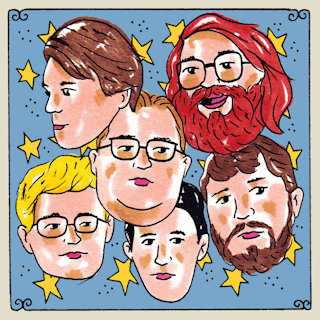 The Foxery at Daytrotter Studio on Dec 7, 2014