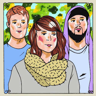 Oh My Love at Daytrotter Studio on Feb 2, 2015