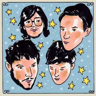 Savants at Daytrotter Studio on Jan 21, 2015