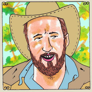 Luke Bell at Daytrotter Studio on Nov 21, 2014