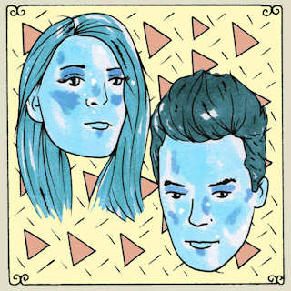 Cash + David at Daytrotter Studio on Jan 5, 2015