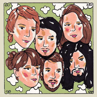 Bent Knee at Daytrotter Studio on Dec 30, 2014