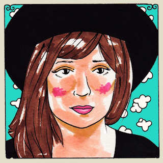 Laura Groves at Daytrotter Studio on Jan 30, 2015