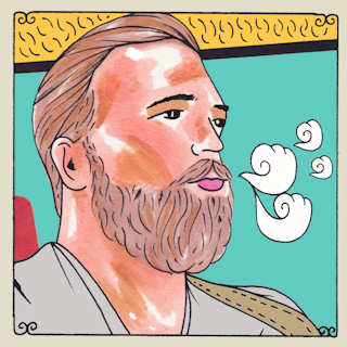 Hugh Bob & The Hustle at Daytrotter Studio on Aug 26, 2015