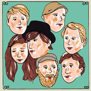 The Family Crest at Daytrotter Studio on Mar 6, 2015