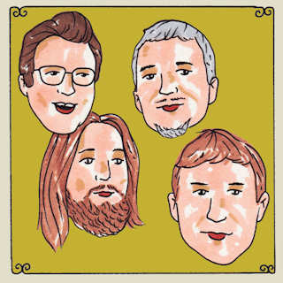 Frontier Folk Nebraska at Daytrotter Studio on Mar 17, 2015