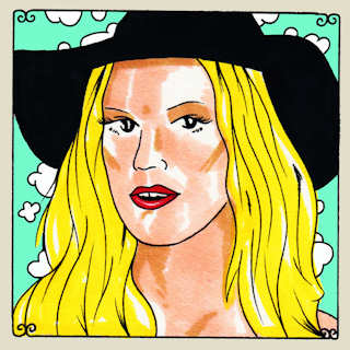 Kristin Diable at Daytrotter Studio on Mar 18, 2015