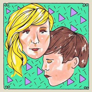 Gymnast at Daytrotter Studio on Mar 19, 2015