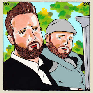 The Contenders at Daytrotter Studio on Mar 19, 2015