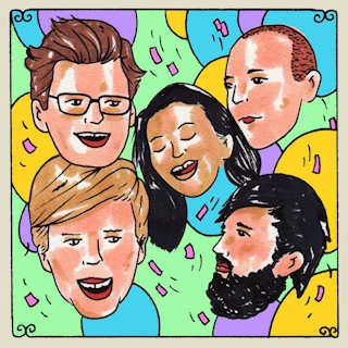 Foxholes at Daytrotter Studio on Mar 20, 2015
